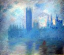 Houses of Parliamment London Monet