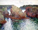 Rocks at Port G Monet